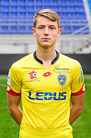 Francois Martin of Sochaux during the FC Sochaux photocall for the season 2017/2018 in Sochaux on September 20th 2017<br /> Photo : Philippe Le Brech / Icon Sport
