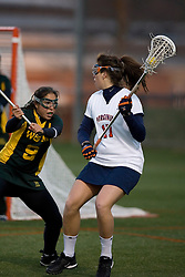 The Virginia Cavaliers Women's Lacrosse team hosted the William and Mary Tribe at Kl?ckner Stadium in Charlottesville, VA on March 21, 2007.