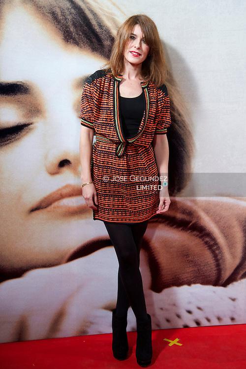 Raquel Sanchez Silva attends 'Venuto Al Mondo' Premiere at Capitol Cinema in Madrid