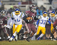 Oxford High vs. Picayune's Daveon Greene in the MHSAA Class 5A championship game at Mississippi Veterans Memorial Stadium in Jackson, Miss. on Saturday, December 7, 2013.