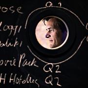 Nederland, Utrecht,  09-04-2013   Jeroen Ligthart  van Clansman start nieuwe business rond het testen van producten - testexclusive.nl. FOTO: Gerard Til
