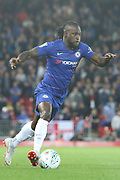 15 Victor Moses for Chelsea FC during the EFL Cup match between Liverpool and Chelsea at Anfield, Liverpool, England on 26 September 2018.