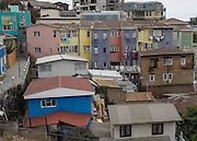 The poular tourist destination of Valparaiso, Chile was designated a UNESCO World Heretage Site in 2003. The city has been revitalized with boutique hotels, restaurants, bars, and art galleries.