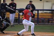 ole miss vs. arkansas pine bluff baseball 031610