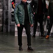 NLD/Amsterdam/20120124 - Modeshow Cold Method 5 jaar, Patrick Martens