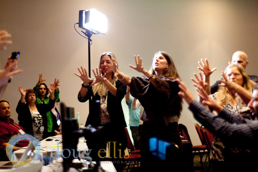 Full Time Messenger FTM Conference, San Jose CA 2011