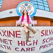 Sophie's Grad Shoot- Silva 2k19
