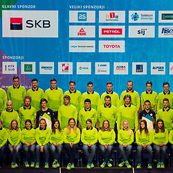 20180129: SLO, Events - Presentation of the Slovenian Team for Olympic Games at PyeongChang 2018