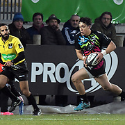 Parma 06/01/2018 Stadio Lanfranchi<br /> Guinness PRO14 : Zebre vs Glasgow Warriors<br /> Rory Parata