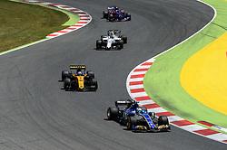 May 15, 2017 - Montmelo, Spanien - 170514 Marcus Ericsson, SWE under Spaniens Grand Prix den 13 maj 2017 i Barcelona  (Credit Image: © Patrik Lundin/Bildbyran via ZUMA Wire)