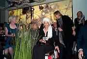 PRINCESS MICHAEL OF KENT, Stephane St. Jaymes Spring Summer 2011 fashion show.<br /> The Westbury Mayfair, Bond Street, London,DO NOT ARCHIVE-© Copyright Photograph by Dafydd Jones. 248 Clapham Rd. London SW9 0PZ. Tel 0207 820 0771. www.dafjones.com.