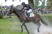 NOTE WORTHY ridden by Oliver Townend at Bramham International Horse Trials 2016 at  at Bramham Park, Bramham, United Kingdom on 11 June 2016. Photo by Mark P Doherty.