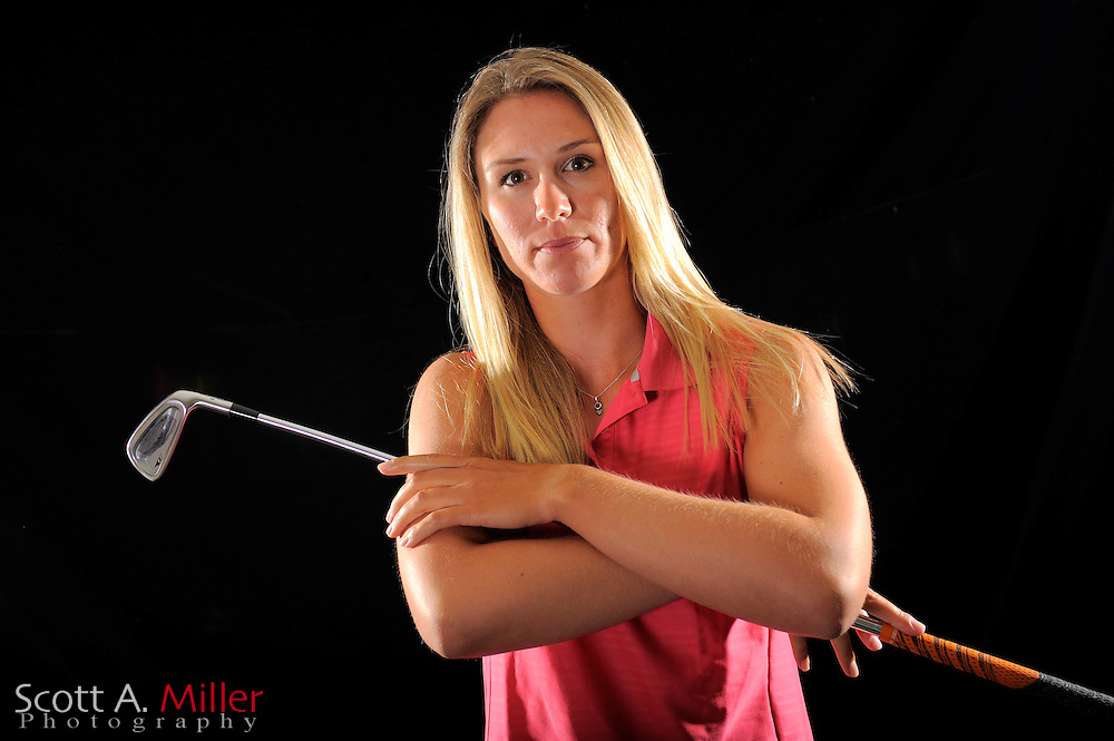 Jessi Gebhardt during a portrait shoot prior to the LPGA Future Tour's Daytona Beach Invitational at LPGA International's Championship Courser on March 28, 2011 in Daytona Beach, Florida... ©2011 Scott A. Miller