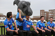 Sussex County Cricket Club Media Day 29/03/2014