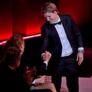 NLD/Den Haag/20111212 - NOC / NSF Sportgala 2011, Sportman van het jaar Epke Zonderland