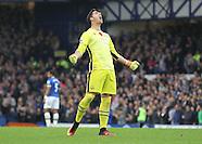 Everton v West Ham United 301016