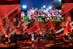 18-12-2019 NED: Sports gala NOC * NSF 2019, Amsterdam<br /> The traditional NOC NSF Sports Gala takes place in the AFAS in Amsterdam / Floor Jansen en Tim Akkerman