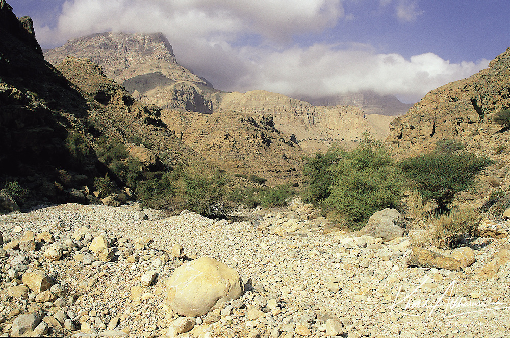 Hajar Mountains, Wadi ghul