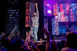 JRDN at We Day 2015, Seattle, Washington. Free the Chldren event which inspires youth activism and volunteering.