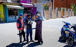 Street scene in Taliouine, a little mountain village in the south of Morocco<br /> <br /> (c) Andrew Wilson | Edinburgh Elite media