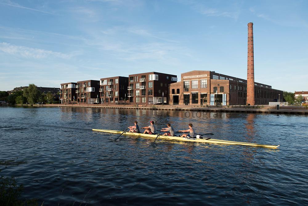 Herbestemming industrieel erfgoed in Utrecht