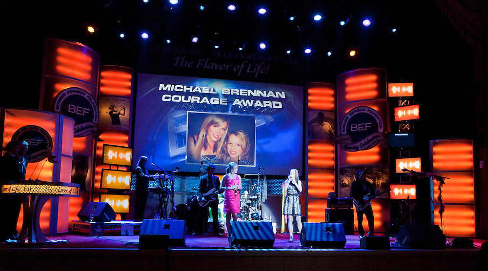 "Boomer Esiason Foundations' Booming Celebration, ""Celebrationville."" A black tie event that recognizes the contributions to the fight against Cystic Fibrosis. The event was held at the Waldorf=Astoria Grand Ballroom and photographed by Jeffrey Holmes, Event photographer New York."