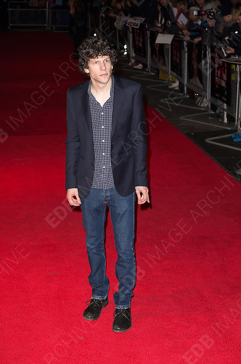 12.OCTOBER.2013. LONDON<br /> <br /> (CODE AFI)<br /> THE 'THE DOUBLE' SCREENING AT 57TH BFI LONDON FILM FESTIVAL<br /> <br /> BYLINE: EDBIMAGEARCHIVE.CO.UK<br /> <br /> *THIS IMAGE IS STRICTLY FOR UK NEWSPAPERS AND MAGAZINES ONLY*<br /> *FOR WORLD WIDE SALES AND WEB USE PLEASE CONTACT EDBIMAGEARCHIVE - 0208 954 5968*
