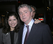 Stephen  and Kimberley Quinn , Drinks party to launch a new Thomas Pink shirt called The Mogul which has a pocket which houses one's cigar. Hostyed by the Spectator and Thomas Pink. Floridita. Wardour St. London. 1 November 2006. -DO NOT ARCHIVE-© Copyright Photograph by Dafydd Jones 66 Stockwell Park Rd. London SW9 0DA Tel 020 7733 0108 www.dafjones.com