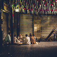 Dubai | Streets | Color
