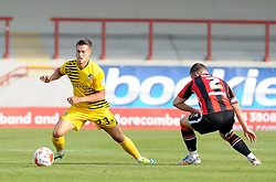 Billy Bodin - Mandatory byline: Neil Brookman/JMP - 07966 386802 - 03/10/2015 - FOOTBALL - Globe Arena - Morecambe, England - Morecambe FC v Bristol Rovers - Sky Bet League Two
