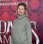 2019, December 01. Pathe ArenA, Amsterdam, the Netherlands. Tjitske Reidinga at the dutch premiere of The Addams Family.