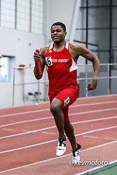 mens 4x400 relay, Sacred Heart<br /> Multi-team Meet Indoor Track & Field