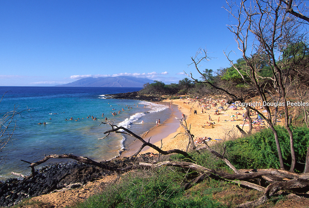 Little Beach, Makena, Maui, Hawaii<br />