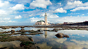 Hassan II Mosque, Casablanca, Morocco 2015-10-19.