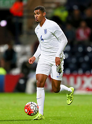 Ruben Loftus-Cheek of England U21  - Mandatory byline: Matt McNulty/JMP - 07966386802 - 03/09/2015 - FOOTBALL - Deepdale Stadium -Preston,England - England U21 v USA U23 - U21 International