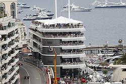 May 26, 2019 - Monte Carlo, Monaco - Motorsports: FIA Formula One World Championship 2019, Grand Prix of Monaco, ..#33 Max Verstappen (NLD, Aston Martin Red Bull Racing), #5 Sebastian Vettel (GER, Scuderia Ferrari Mission Winnow) (Credit Image: © Hoch Zwei via ZUMA Wire)