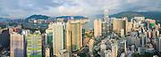 Hong Kong aerial shots