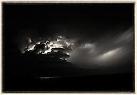 Storm chase, Doug, Kansas, Abilene, Chapman tornado, weather, lightning, storm, cloud, rain, sunset,clouds  May 25, 2016  Patrick Flood Photography.