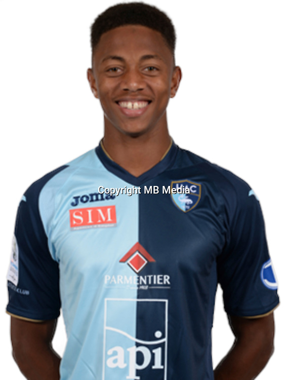 JULAN Nathael during photocall of Le Havre AC for new season of Ligue 2 on September 29th 2016<br /> Photo : Lelaidier / Hac / Icon Sport