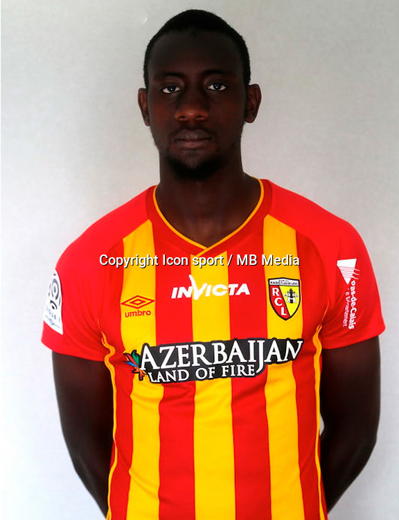 Abdoul BA - 29.10.2014 - Portrait Lens - Ligue 1 -<br /> Photo : Icon Sport