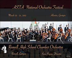 Roswell High School Chamber Orchestra