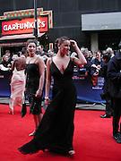Tamzin Outhwaite, TV Bafta Awards, London Palladium. 13 April 2003. © Copyright Photograph by Dafydd Jones 66 Stockwell Park Rd. London SW9 0DA Tel 020 7733 0108 www.dafjones.com