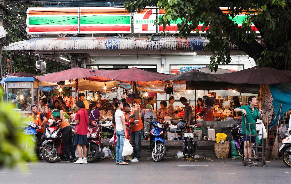 Streetlife, BKK, Thailand