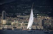 old boats in the port during the  - classic week -     Monaco        bateaux evoluant dans le port de monaco duant  la  - clasic week -     Monaco   R00286/24    L3253  /  R00286  /  P0007589