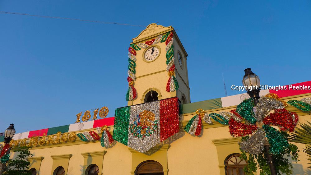 Municipal Building, San Jose del Cabo, Baja, Mexico