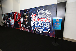 Dec 31, 2014; Atlanta , GA, USA; <br /> in the 2014 Peach Bowl at the Georgia Dome. Mandatory Credit: Kevin Liles/CFA Peach Bowl via USA TODAY Sports