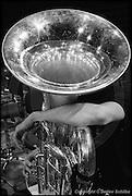 Berlin, DEU, 04.11.2004: Jazz Music , Ingo Lahme, Tubaspieler, Philharmonie, 04.11.2004, 40. JazzFest Berlin 2004, Berlin, DEU, Deutschland, Germany,  ( Keywords: Musiker ; Musician ; Musik ; Music ; Jazz ; Jazz ; Kultur ; Culture ) ,  [ Photo-copyright: Detlev Schilke, Postfach 350802, 10217 Berlin, Germany, Mobile: +49 170 3110119, photo@detschilke.de, www.detschilke.de - Jegliche Nutzung nur gegen Honorar nach MFM, Urhebernachweis nach Par. 13 UrhG und Belegexemplare. Only editorial use, advertising after agreement! Eventuell notwendige Einholung von Rechten Dritter wird nicht zugesichert, falls nicht anders vermerkt. No Model Release! No Property Release! AGB/TERMS: http://www.detschilke.de/terms.html ]