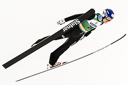 February 8, 2019 - Lahti, Finland - Szczepan Kupczak competes during Nordic Combined, PCR/Qualification at Lahti Ski Games in Lahti, Finland on 8 February 2019. (Credit Image: © Antti Yrjonen/NurPhoto via ZUMA Press)