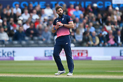 Liam Plunkett of England during the One Day International match between England and Ireland at the Brightside County Ground, Bristol, United Kingdom on 5 May 2017. Photo by Graham Hunt.