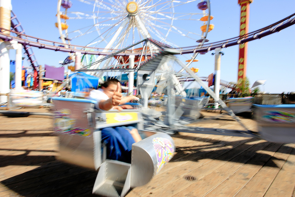 The Pier Del Sol day of food and fun benefitting Special Olympics of Southern California at world famous Santa Monica Pier.